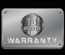 thermal transfer overprinter FPP 18 month warranty