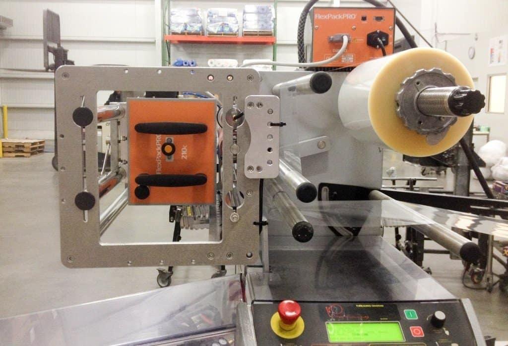 thermal transfer overprinter FPP field installation
