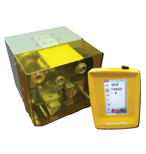 thermal transfer overprinter FPP all electric series