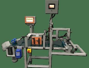 FlexPackPRO FCS-2 Specialty Feeder-Conveyor TTO System