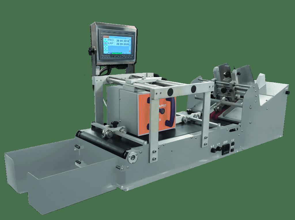 FlexPackPRO Feeder-Conveyor Specialty Offline TTO System