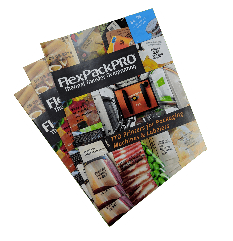 The 2019 FlexPackPRO TTO Product Guide